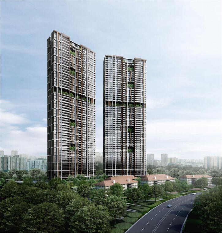 Avenue South Residences showflat location